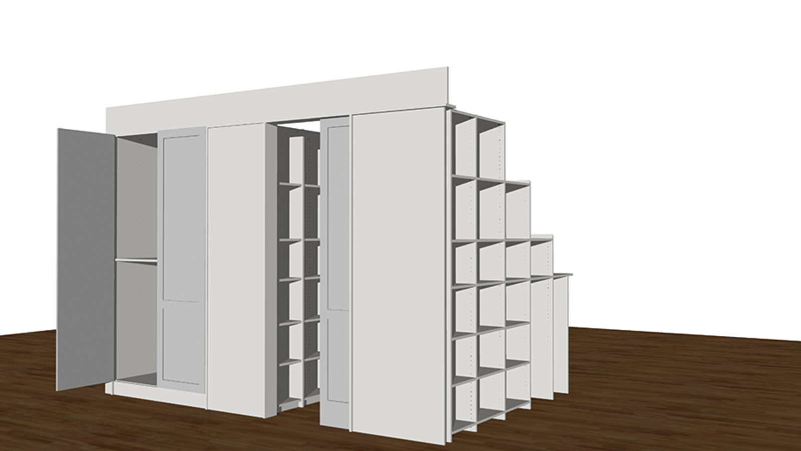 3D Möbelplanung – Möbel selber bauen