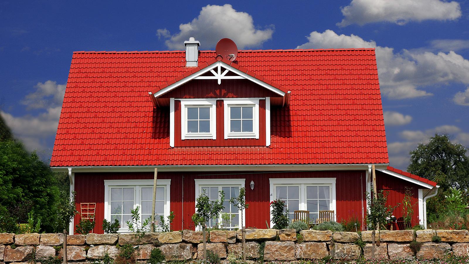 Dach Fassade Baumarkt Baustoffe